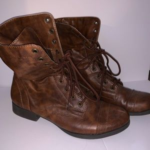 Shoes - Size 10 Combat Boots
